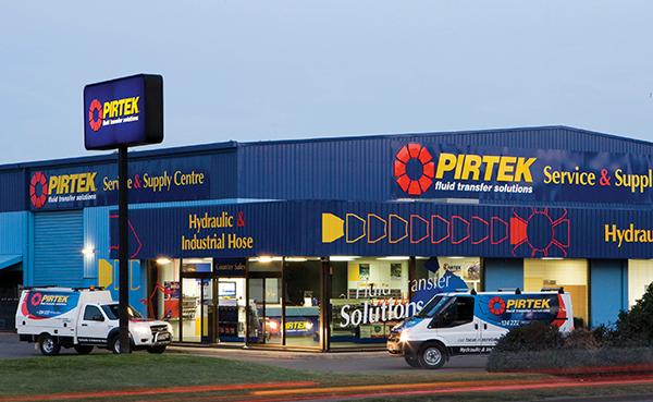 Pirtek ranked 64th on global franchise systems list in 2014