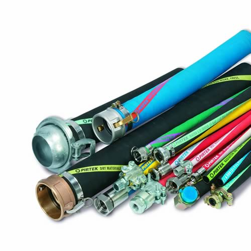 Replacing hydraulic hoses require expert advice and tremendous caution